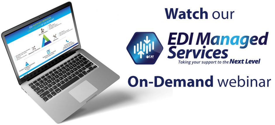 EDI Managed Services On-Demand Webinar